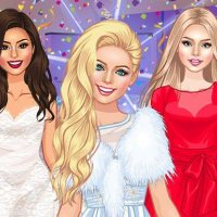 Amazing Glam Dress Up Girls Games