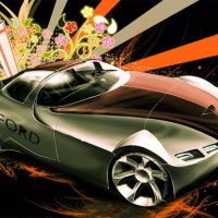 Cool Cars Jigsaw Puzzle 2