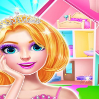 Doll House Decoration - Home Design Game for Girls