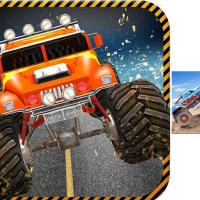 Monster Truck Racing Legends