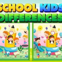 School Kids Differences