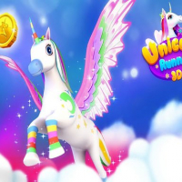 Unicorn Runner 3D