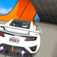 Extreme Car Stunts 3D GT Racing Ramp