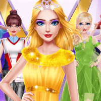 Fashion Icon - Model Makeover
