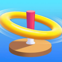Lucky Toss 3D - Toss & Win Big