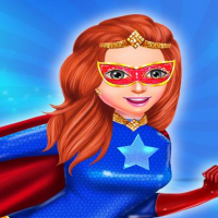 Super Power Hero Girls Runner Game Adventure